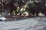 Work in progress at the Mundingburra Primary School carpark, Ross River Road, Townsville, August 1992