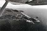 AIMS, Cape Cleveland, aerial view, 1976